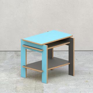Stool _ Laminated plywood