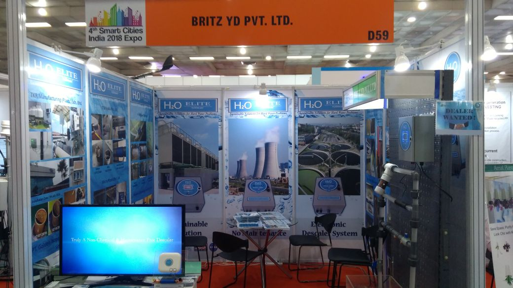Water India Expo 2018