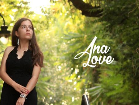 """Ana Rita Coelho: """"Nasci para comunicar"""""""