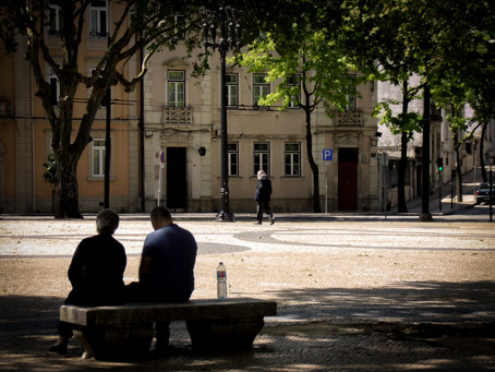 Coimbra desconfinada