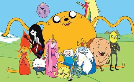 Os desenhos animados não são só para crianças