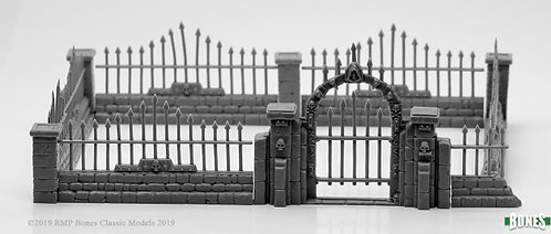 Harrowgate Graveyard Set