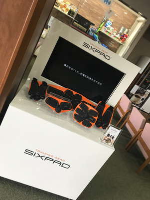 SIXPAD体験イベント