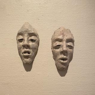 Hiljaa, maskit, 2020