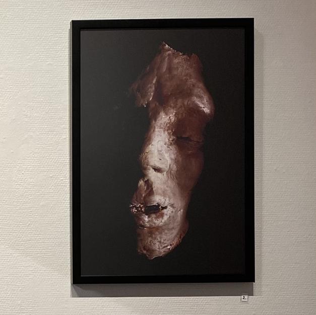 Silence/Hiljaisuus (1/1), 2020