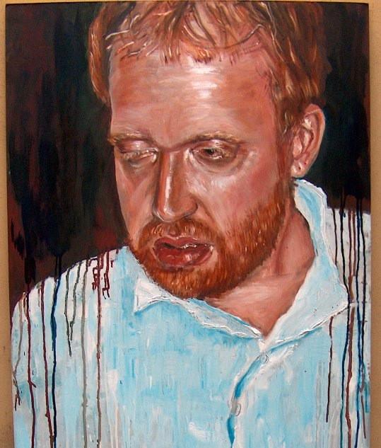 My friend, 2007