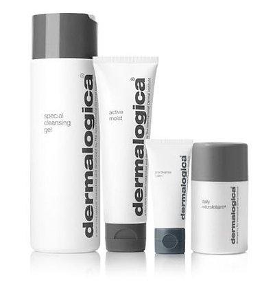 healthy skin essentials