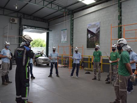 Creral realiza renovação de treinamento das equipes