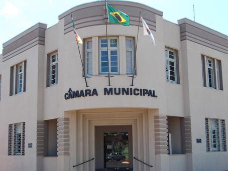 Definidas as datas das primeiras sessões do Poder Legislativo de Getúlio Vargas em 2021
