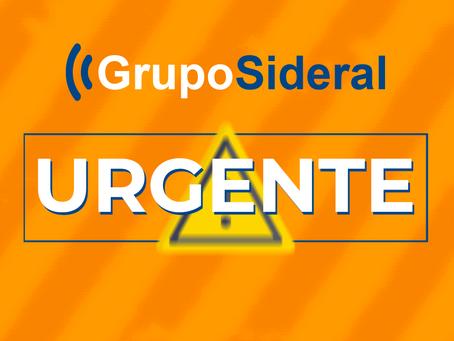 Parte das avenidas Severiano de Almeida e Borges de Medeiros serão fechadas em Getúlio Vargas