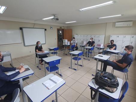 Ipiranga do Sul prepara a volta às aulas
