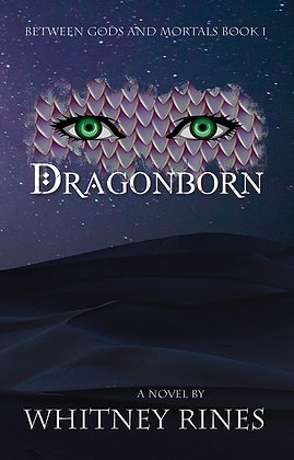 Dragonborn (Between Gods and Mortals Book I)