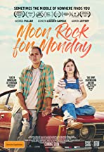 Moon Rock for Monday Poster New