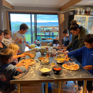 Family Pizza workshop