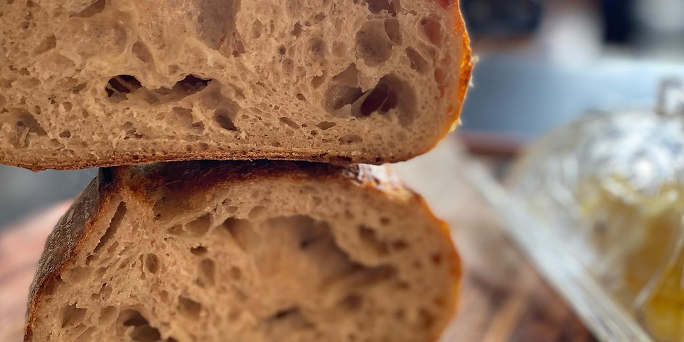(SOLD OUT) Cheesemaking & Sourdough Masterclass
