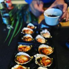 Fresh Tassie Oysters