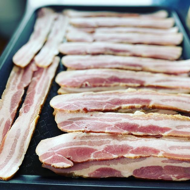 Smoked Maple Bacon