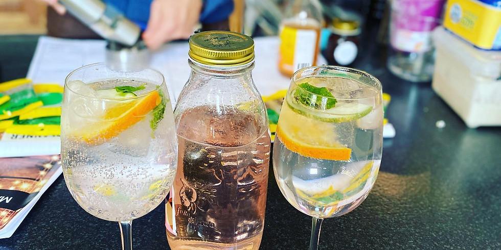 Gin and Liqueur Workshop
