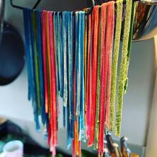 Infused handmade pasta