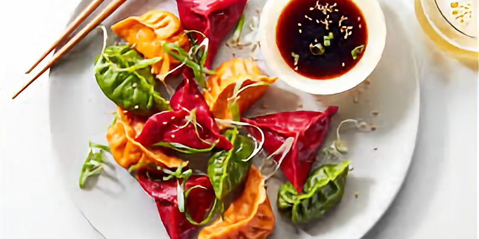 (SOLD OUT) ForknRainbow Dumplings and Feast