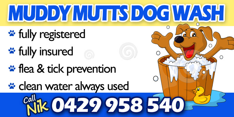 Muddy Mutts