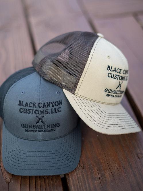 Black Canyon Customs trucker hats