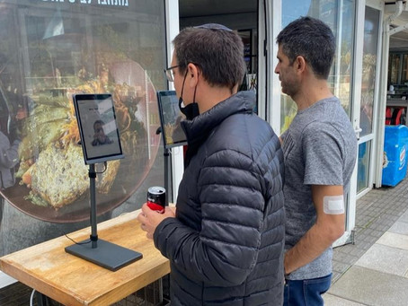 Payments by Selfie: New tech lets stores be paid by facial recognition
