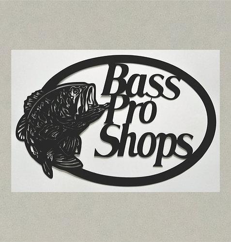 J71395 Bass Fish