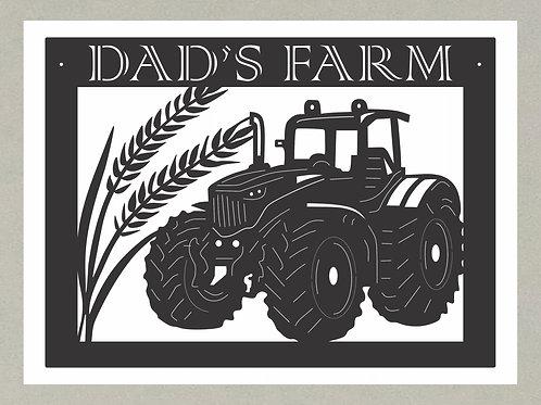 FM-J71397 Farm Tractor
