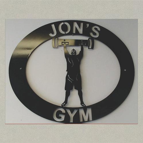 BN-10133 Gym