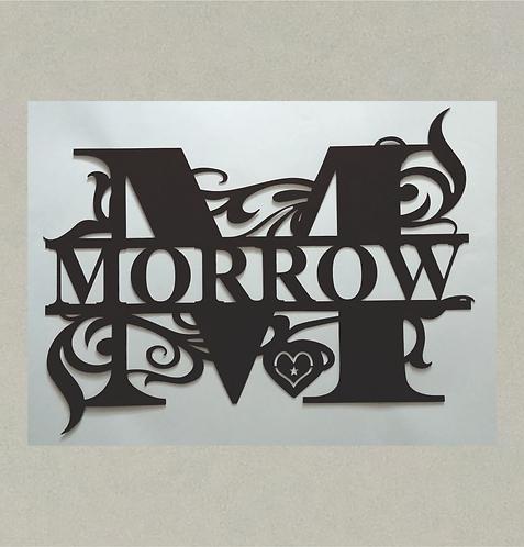 SM-10295 - Split Monogram