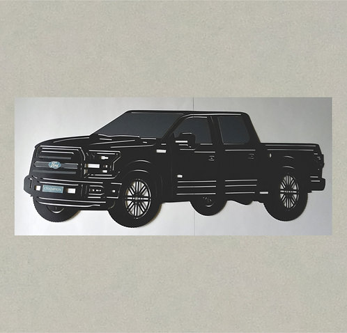 J71393 FORD F150 in 3D