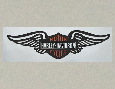 J71337-B Harley Davidson 3D