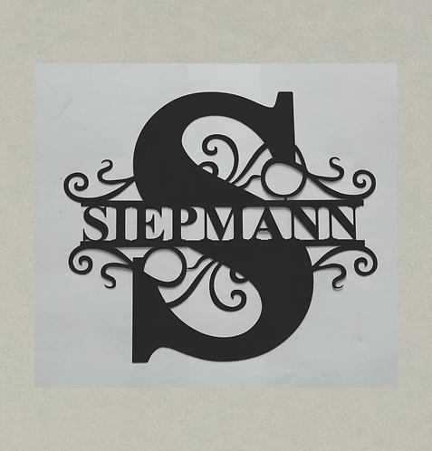 SM-10294 - Split Monogram