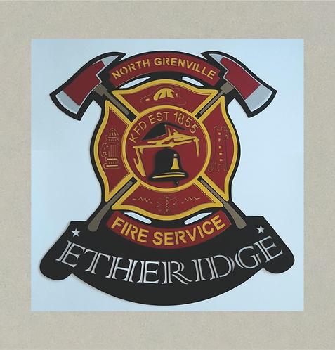 FS-10327 - Fire Service Award