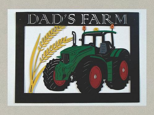FM-J71397A Farm Tractor