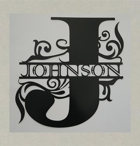 SM-J71390 Split Monogram
