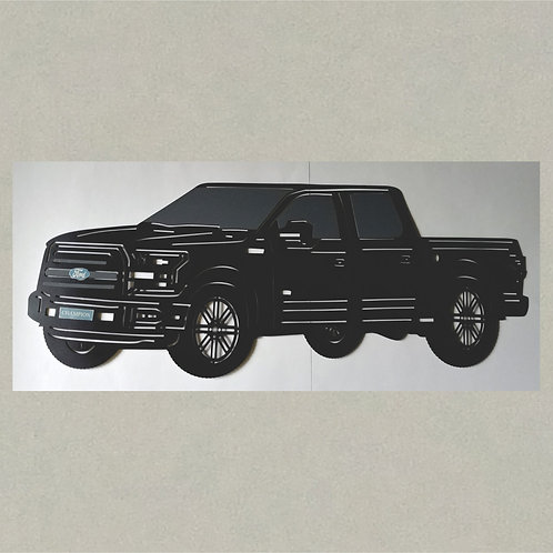AN-J71393  Ford F-150 in 3D