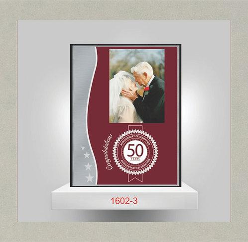 1602-3 Anniversary Plaque