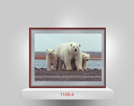 1108-4 Metal Photo
