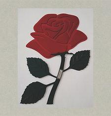 J71402 - 3D Rose