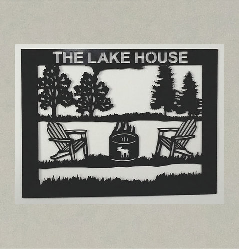 J71383 Lake House