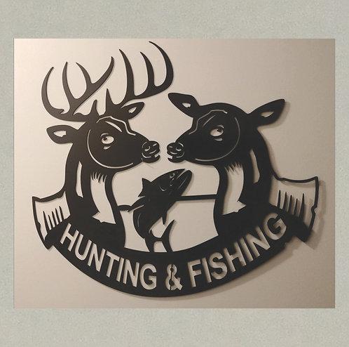 J71314 Hunting and Fishing