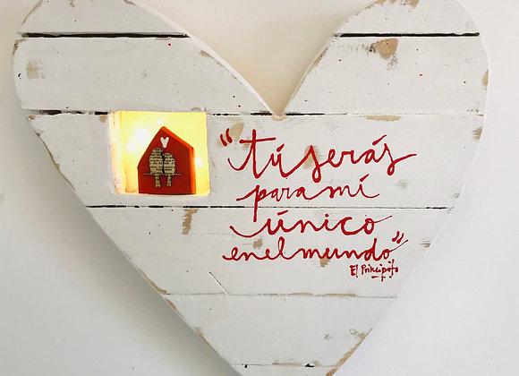 EL Principito Corazón EPC2340