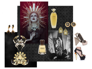 Style Board Autumn 2014 : Modernist