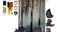 Style Board Winter 2014 : Wilderness