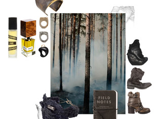 Style Board Winter 2014 : Wilderness