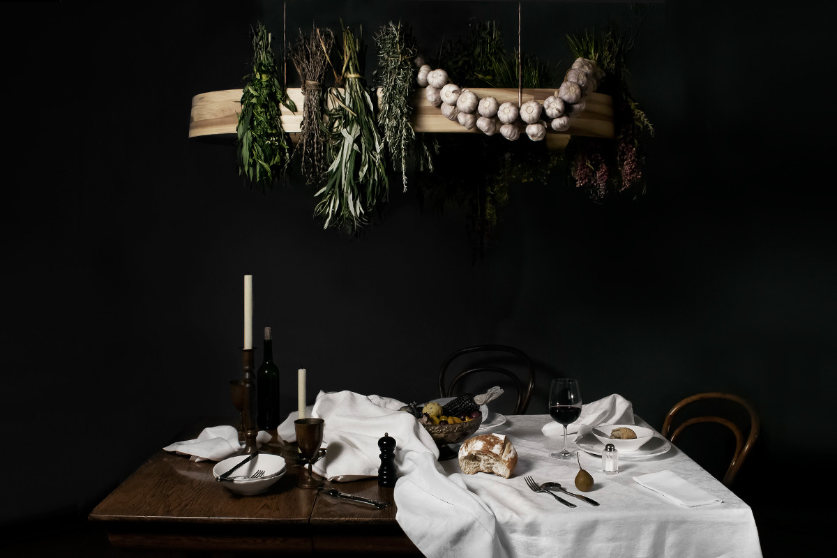 Ouroboros. Plant Dryer. Marco Villa Mateos