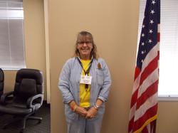Patti Ehline - Chapter Nurse