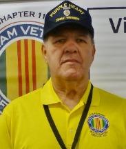 John Vargas - Chapter Historian